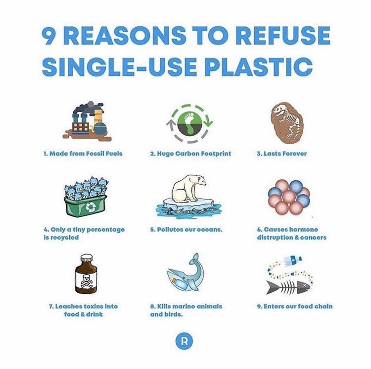 Here's some #FoodForThought !  #NoPlastics #ClimateAction #CarbonFootprint #Pollution #Waste #Recycle #CircularEconomy #SDGs #PlanetEarth #FoodChain #ResponsibleConsumptionpic.twitter.com/G5HnnnE03G