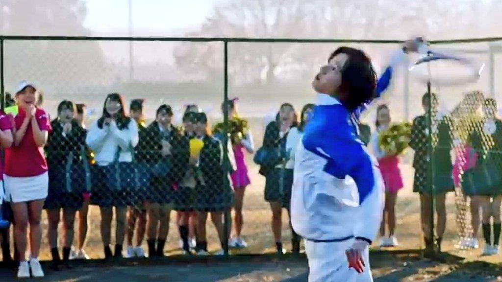 道枝駿佑 テニス