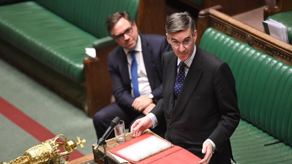 💬 Following the urgent question, the Leader of the House of Commons @Jacob_Rees_Mogg will deliver the first business statement of the new year and take questions from the despatch box later this morning. Watch live 👇 parliamentlive.tv/Event/Index/17…