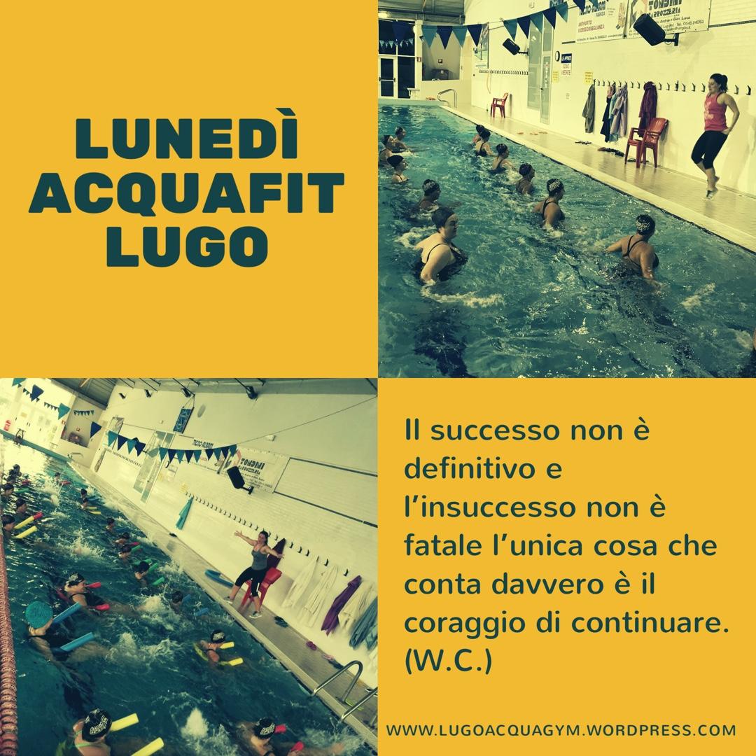 AcquaFit Lugo!! #sport #motivazione #daje #tempolibero #tempolibero #ilovesport #acquafit #acquagympic.twitter.com/7vTA9GTUc7