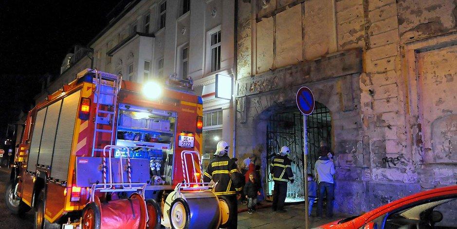 Einsatz am Mittwochabend: #Dessau|er Feuerwehr muss Brand im Kristallpalast löschen  https://www.mz-web.de/33716108pic.twitter.com/yA8UBZiHbB