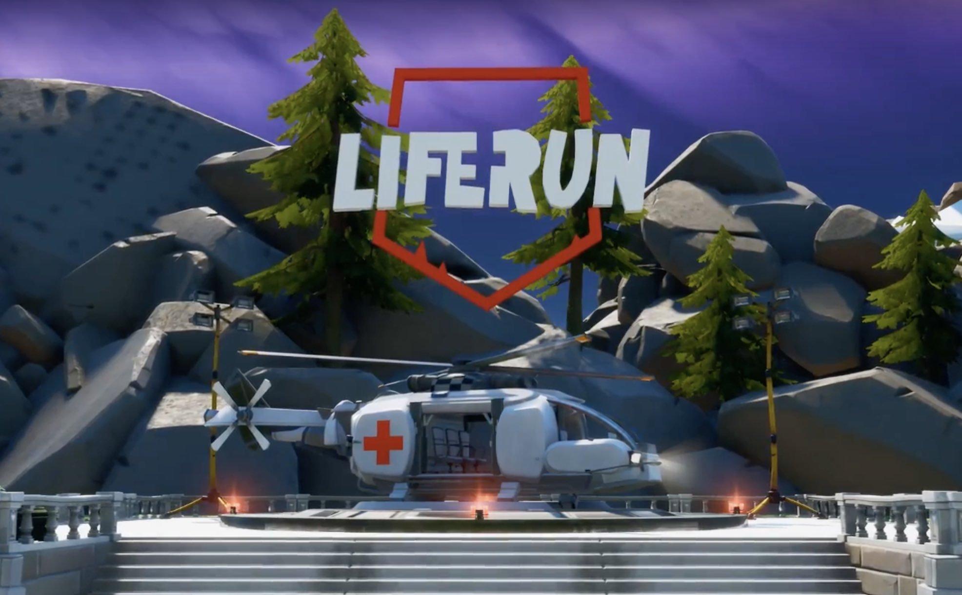 Fortnite Liferun