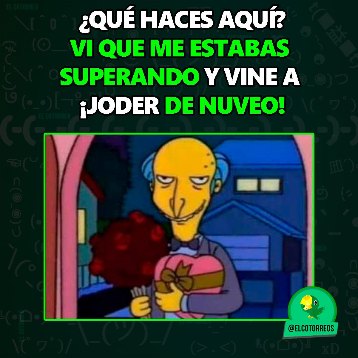 Sígueme  para mucho mas: @elcotorreos  #memesespañol #momazos #momazo #memazos #momo #momos #memes #meme #humor #sdlg #momossad #momos_4k #repoio #cmamo #cmamut #chistes #gracioso #funnymemes #memes#lmao #memesdailypic.twitter.com/kT9WzJcZBx