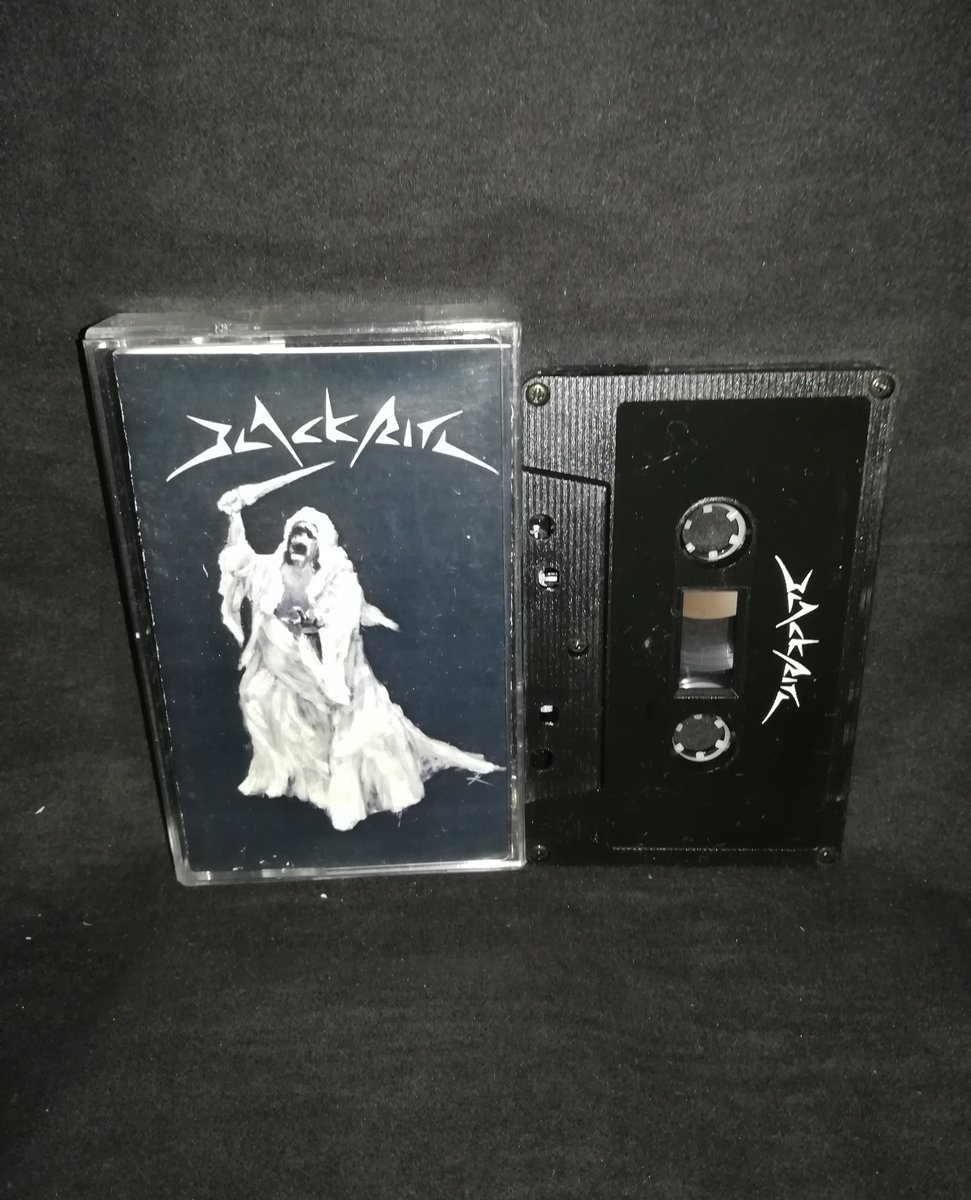 "#BlackRite #Greece ""Black Rite""   5€+postage⁠ ⁠ warproductions@gmail.com⁠  http://www.war-productions.org   #WarProductions⁠ #Mailorder⁠ #SupportTheUnderground⁠ #BlackMetalTapes #TapeKvlt⁠ #TapeFormat #TapePorn #BlackMetalCollection pic.twitter.com/MmxebsEDAM"