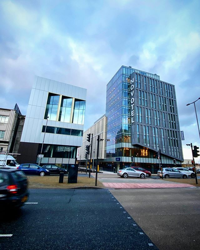 Finally you can walk through the @greatcentralsq development with @novotelleicester @adagio_leicester  and soon @lane7_ .  How exciting! 😃 #leicester #england #citycentre #opened #greatcentralsquare #anticipation #exciting #novotel #adagioaparthotel … https://t.co/lKvU2fRfc8 https://t.co/F6sAlfRkbr