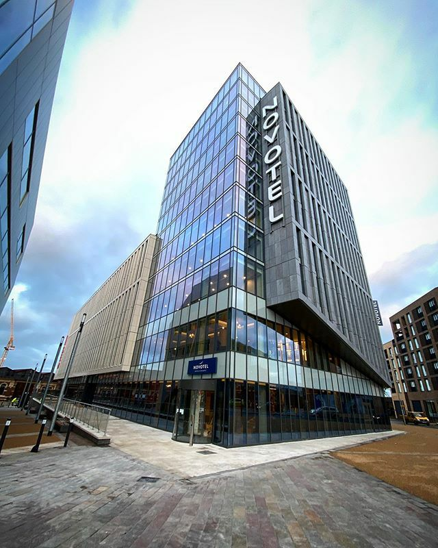 Finally you can walk through the @greatcentralsq development with @novotelleicester @adagio_leicester  and soon @lane7_ .  How exciting! 😃 #leicester #england #citycentre #opened #greatcentralsquare #anticipation #exciting #novotel #adagioaparthotel … https://t.co/fvWcDkLxTZ https://t.co/O3QbWs7hoO