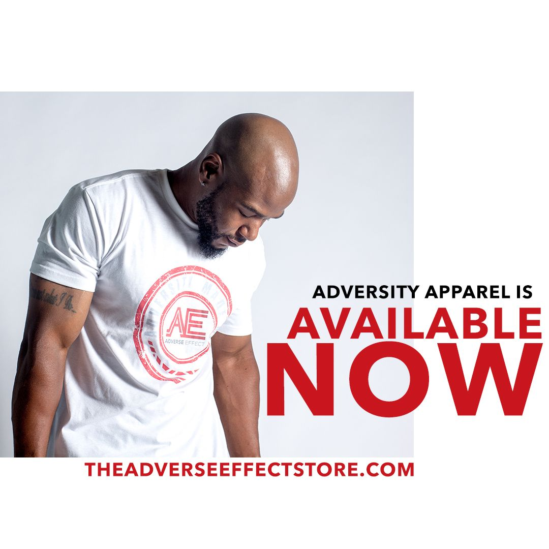 Show the world that you are an #AdversitySurvivor through The Adverse Effect Store & Podcast. Leave a review for the podcast on iTunes & receive code for 15% off! #TheAdverseEffectStore #TheAdverseEffect #AdversityExpert #AdversityAdvocate #TheAdverseEffectPodcast #KennethCheadlepic.twitter.com/LvwuEfktPY