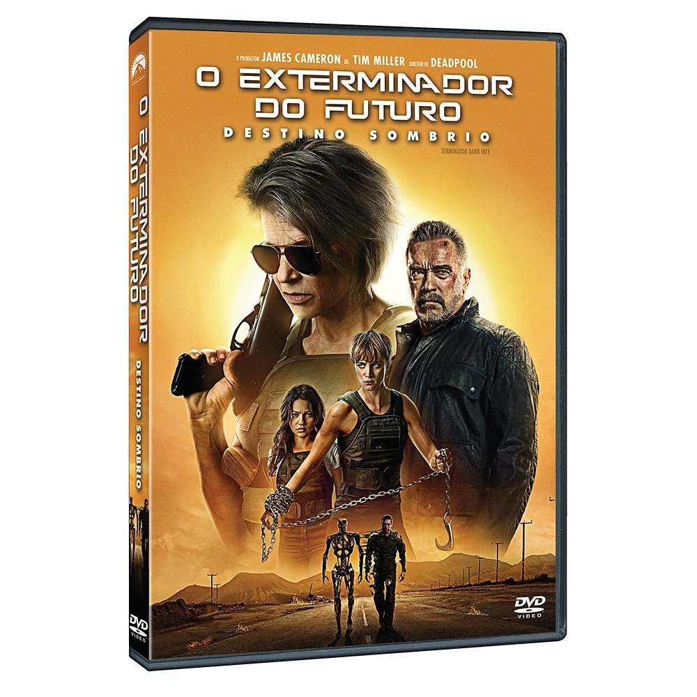 #DVD - O Exterminador do Futuro: Destino Sombrio Pré-venda - 26/02/20 R$ 29,90 .  Gostou? Curta  e marque  os amigos! . #nerdaogeek #BoraCurtir #vaaocinema #cinema #filmes #cinéfilo #nerd #geek #instafilmes #instacinema #VideoPerola #Amazon #FamDVd #PreVendapic.twitter.com/INzHluGXjU