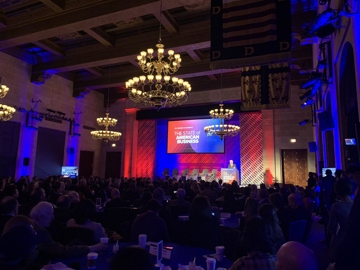 test Twitter Media - Happening now! Join the @USChamber State of American Business speech delivered by our President Thomas Donohue. Shout to @AmChamMexico for hosting a watch party. https://t.co/XRSUSzVQKz #AmericanBusiness https://t.co/5kzoWo3U6X