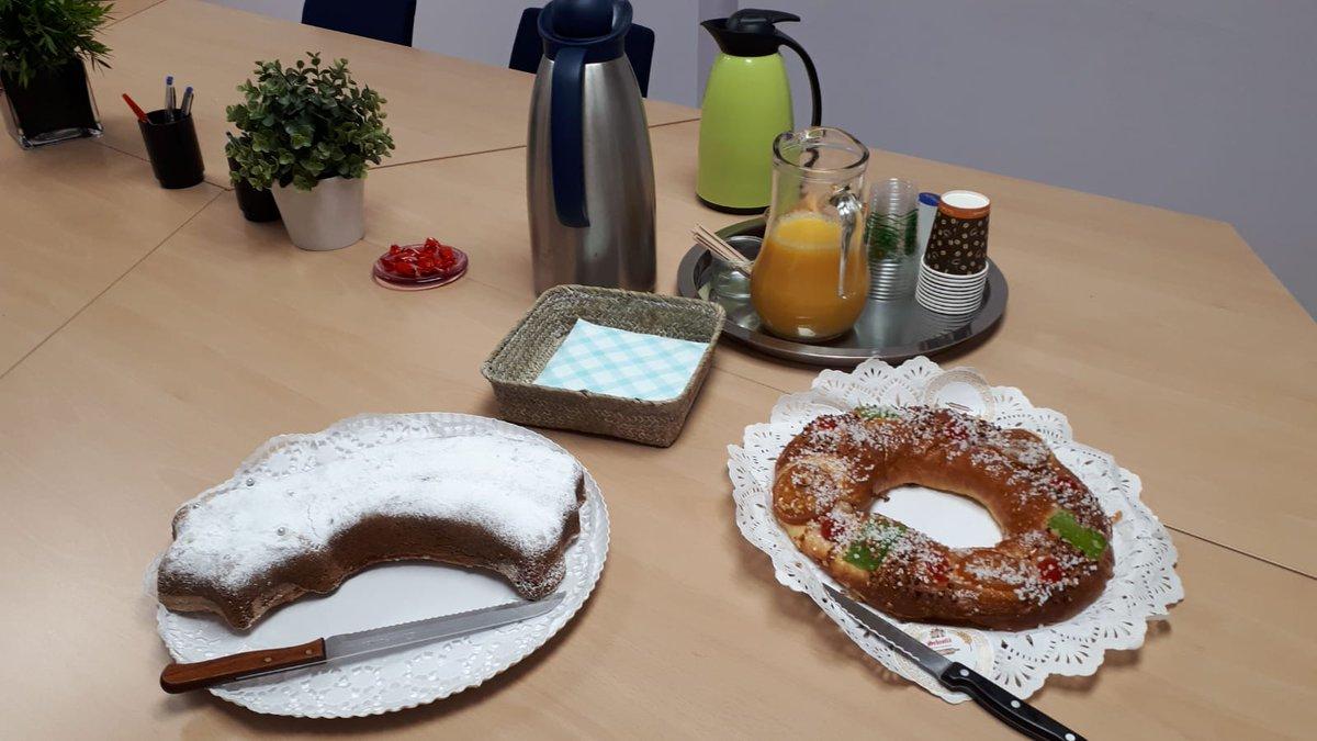 Este ha sido el coffee break de hoy para los que estamos en Vivendi Business Center #CoffeeBreak #CentroDeNegocios #VivendiBusinessCenter pic.twitter.com/Q6YOLZjW86