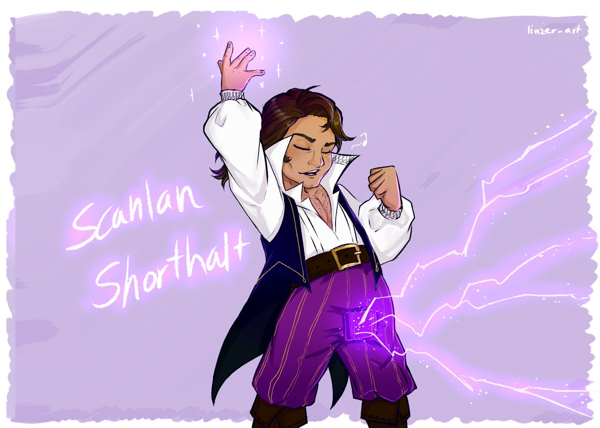 Lin Vibing To By And Wj On Twitter Continuing The Countdown To The Animated Show Week 2 Brings Us The Gnomish Bard Scanlan Shorthalt He Thaught Me The Chaos And Beauty Of He walked off with kaylie. gnomish bard scanlan shorthalt