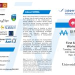 Image for the Tweet beginning: The SIRMA consortium is looking