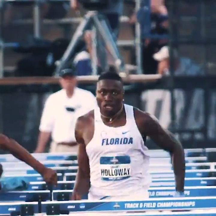 It's that focus. 👀 Congratulations, @Flaamingoo_! #GoGators @thebowerman twitter.com/GatorsTF/statu…