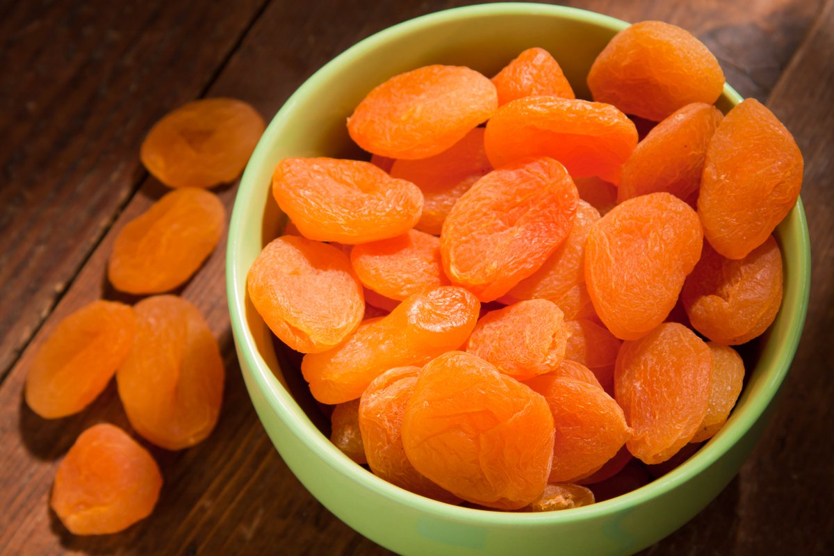 Cooper Aerobics On Twitter Snack On Nature S Candy Dried Apricots Are Packed With Nutrition One Small Apricot Has Just 17 Calories And 3 Grams Of Fiber These Little Gems Are Easy To