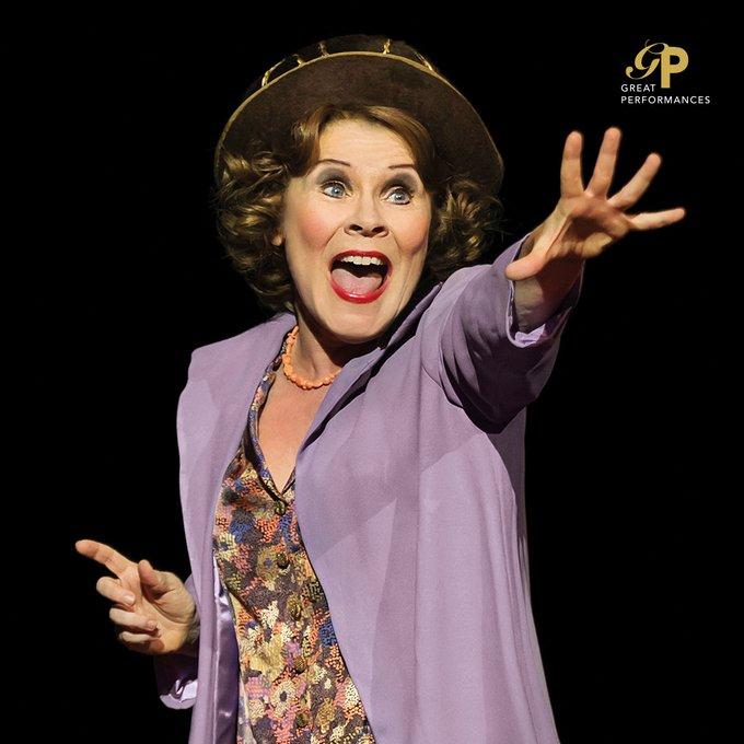 Happy birthday Imelda Staunton! What\s your favorite role of hers?