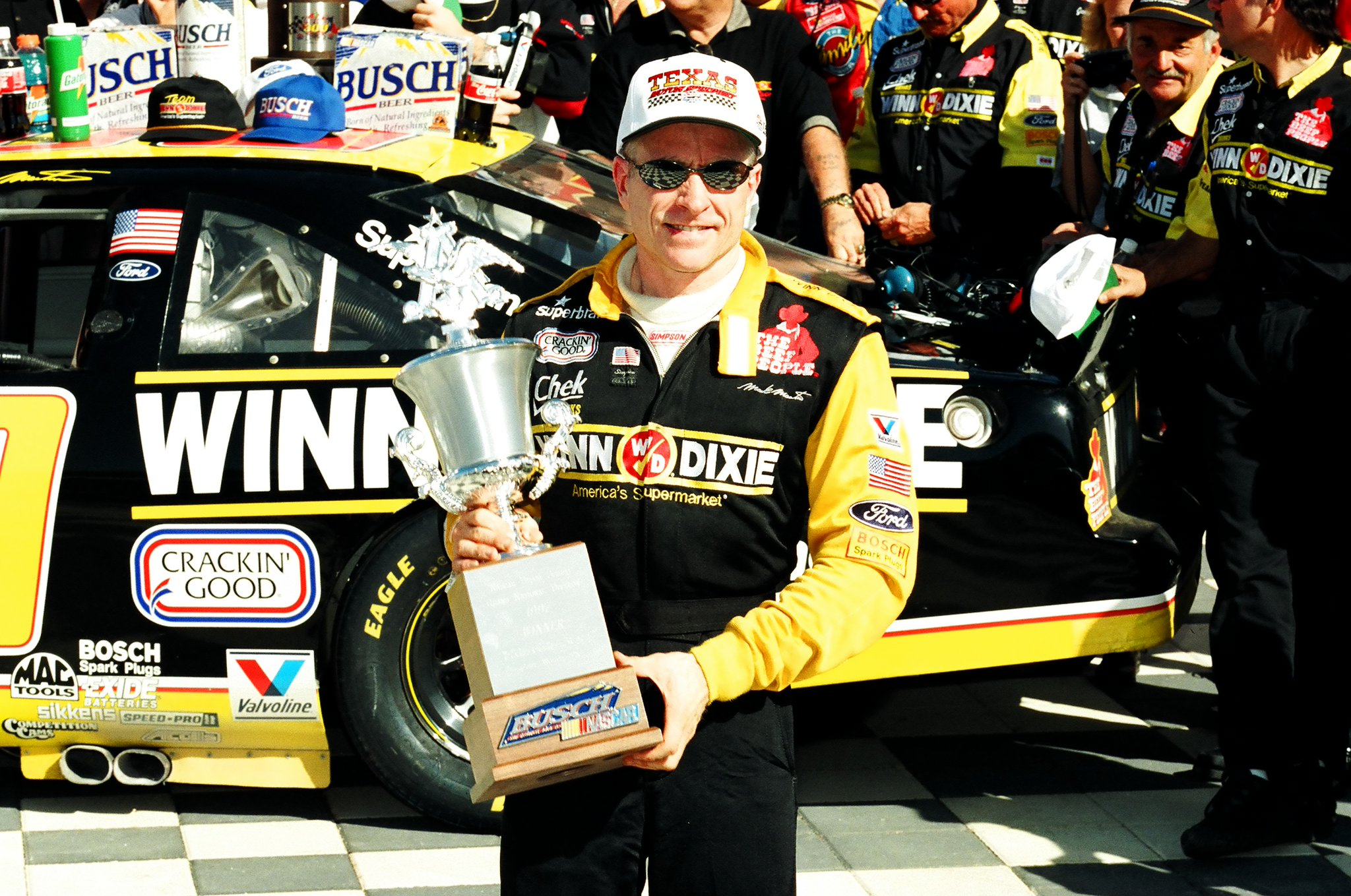 Happy Birthday to one of the s, Mark Martin!