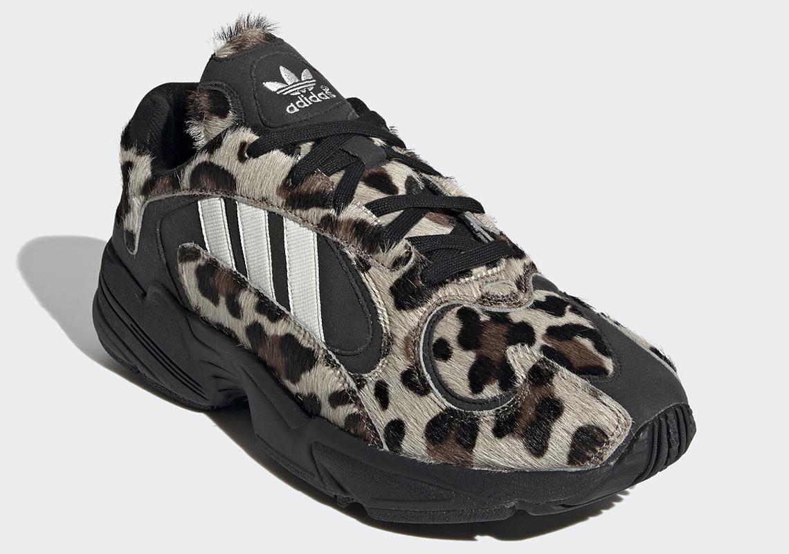"""Adidas Yung-1 """"Leopard"""""""
