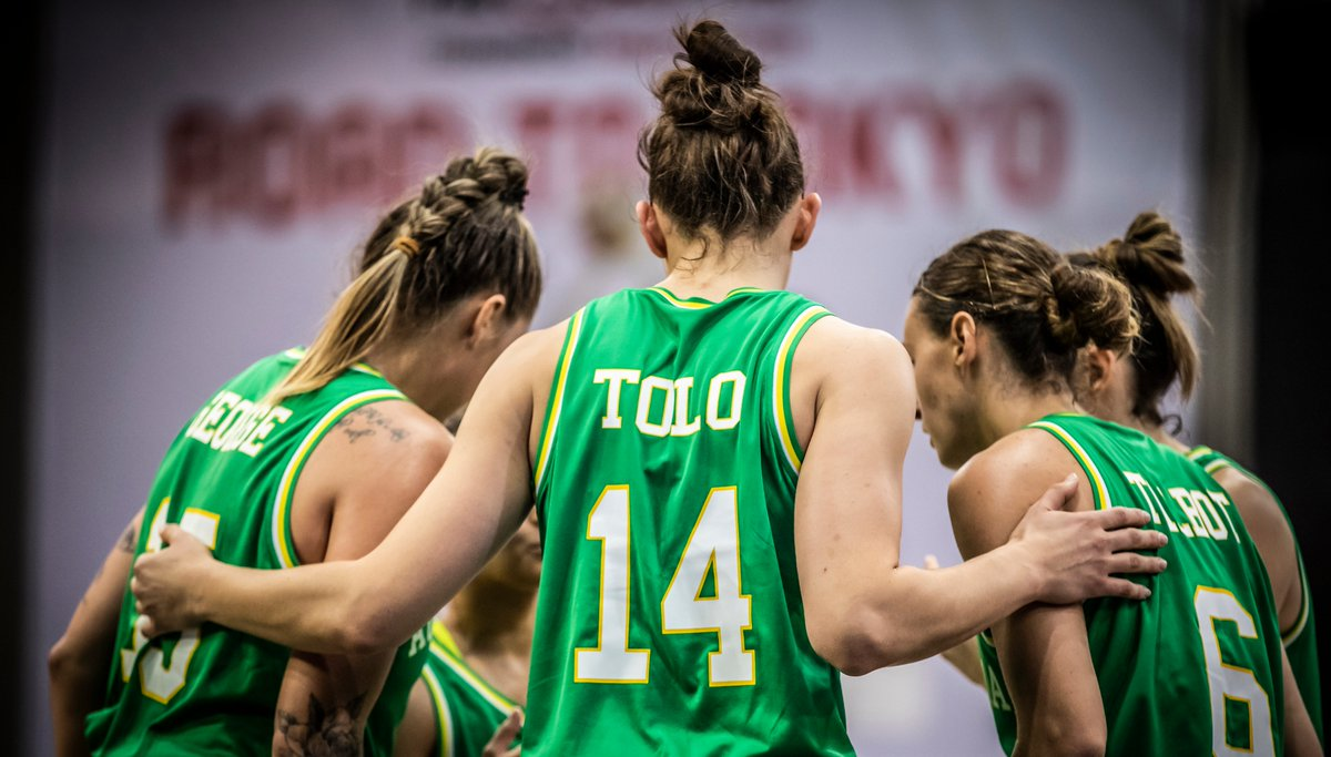 The Chemist Warehouse Australian Opals team has been selected for the upcoming FIBA Olympic Qualifier in France.👏 👇  DETAILS: http://bit.ly/FibaOlympicOpals …  #GoOpals #WeAreBasketball #basketball