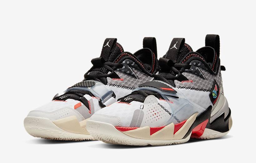 Air Jordan 'Why Not?' Zer0.3 PF (Code:CD3002-101)