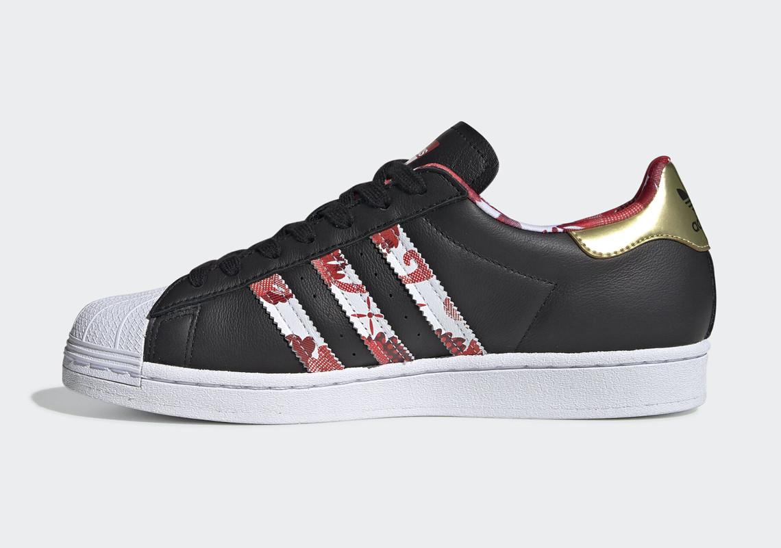 "Adidas Superstar ""Lunar New Year"""
