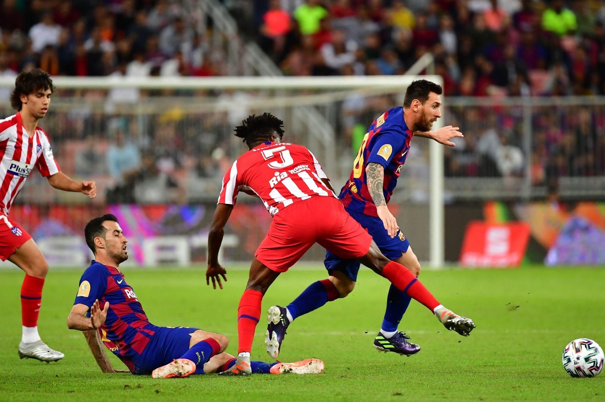 Суперкубок Іспанії. Барселона - Атлетико 2:3. Ті, що заблукали і на полі - изображение 2