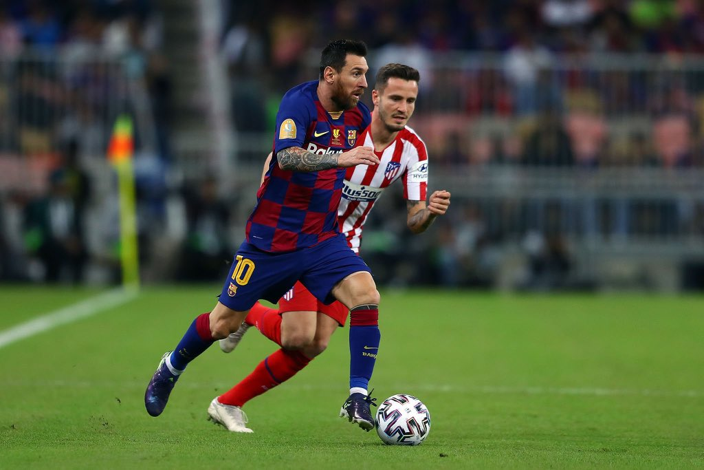 Суперкубок Іспанії. Барселона - Атлетико 2:3. Ті, що заблукали і на полі - изображение 1