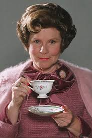 Happy Birthday to Imelda Staunton! She may be better known as the villainous Dolores Umbridge in Harry Potter!
