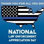 Image for the Tweet beginning: We appreciate them every day.