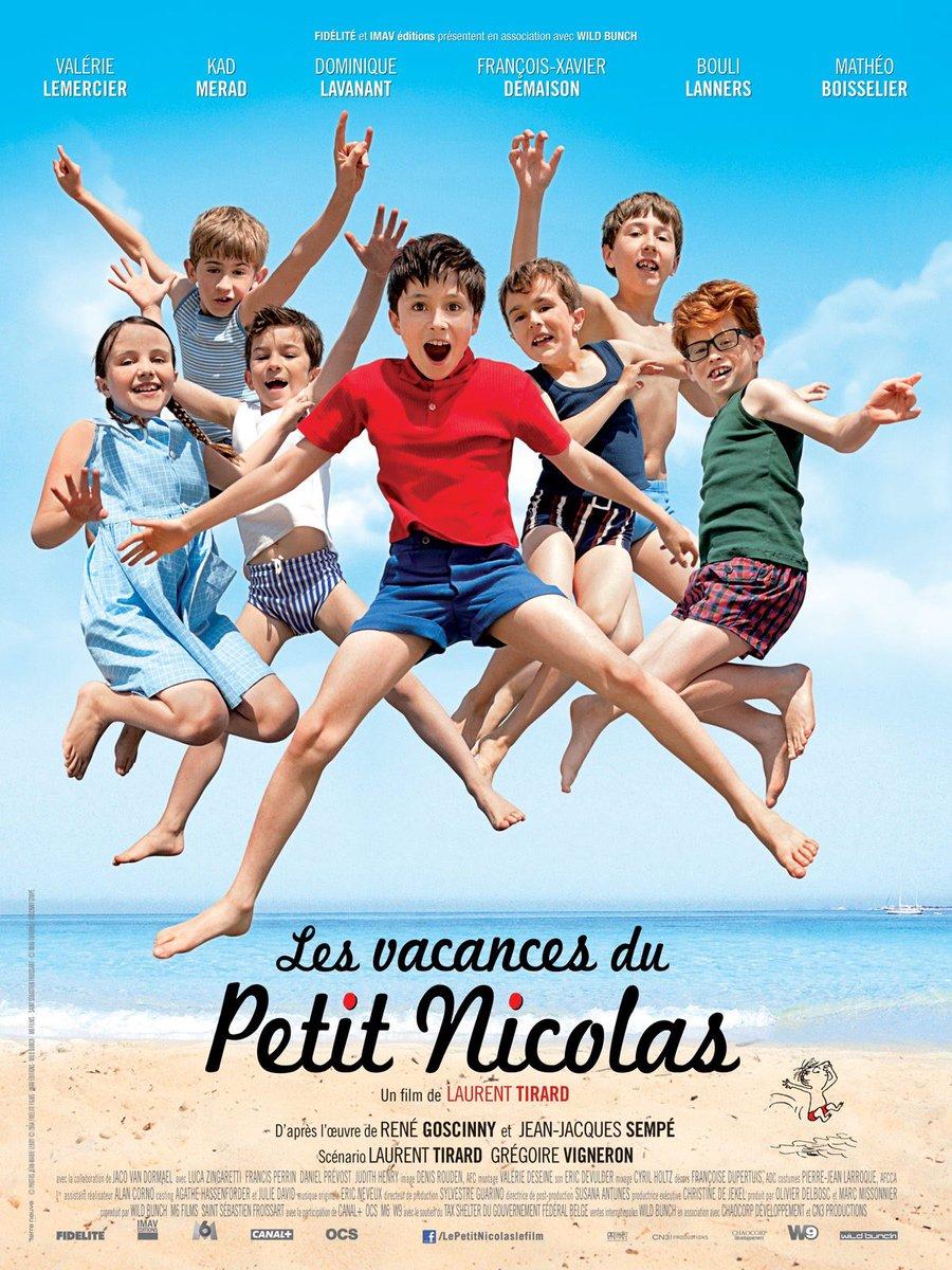"""""""Le vacanze del piccolo Nicolas"""" di Laurent Tirard: uno sguardo nostalgico sugli anni ormai lontani della nostra infanzia. …https://lemiecartolinedallafrancia.blogspot.com/2015/09/le-vacanze-del-piccolo-nicolas-di.html… ________ #cinema #cinemafrancese #ValerieLemercier #KadMearad #instacinema #instacinefilos #instacine #instamovies #frenchmoviespic.twitter.com/BMXdHwxxZ4"""