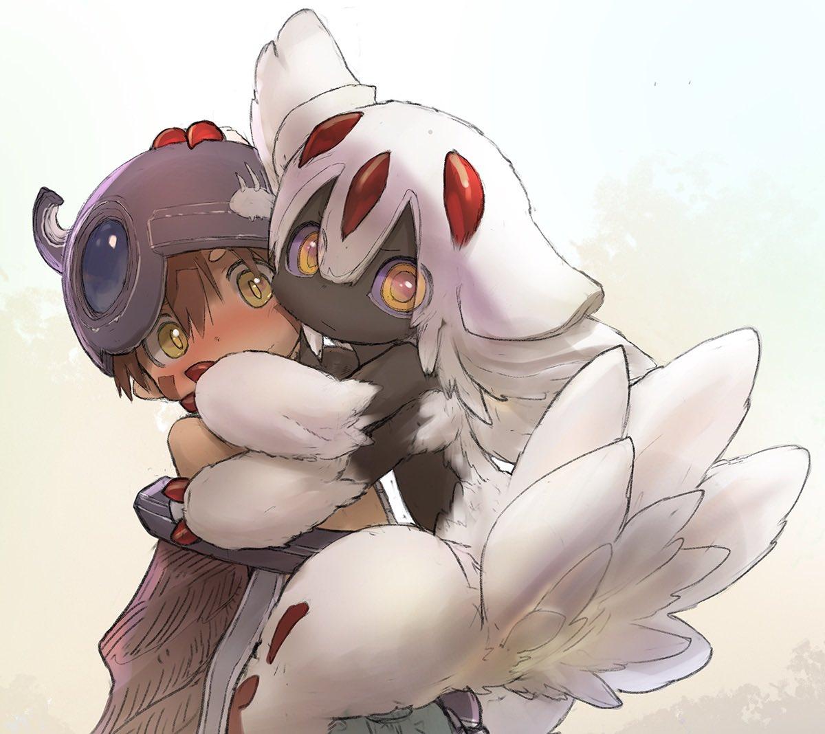 メイドインアビス53話更新されました。https://webcomicgamma.takeshobo.co.jp/manga/madeinabyss/… #WEBコミックガンマ