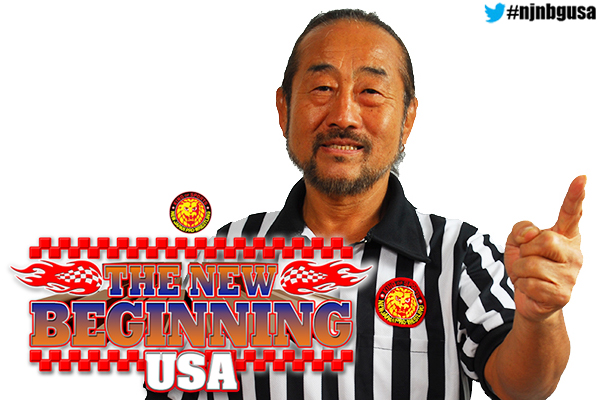 Tiger Hattori To Make An Appearance At New Beginning USA: Tampa