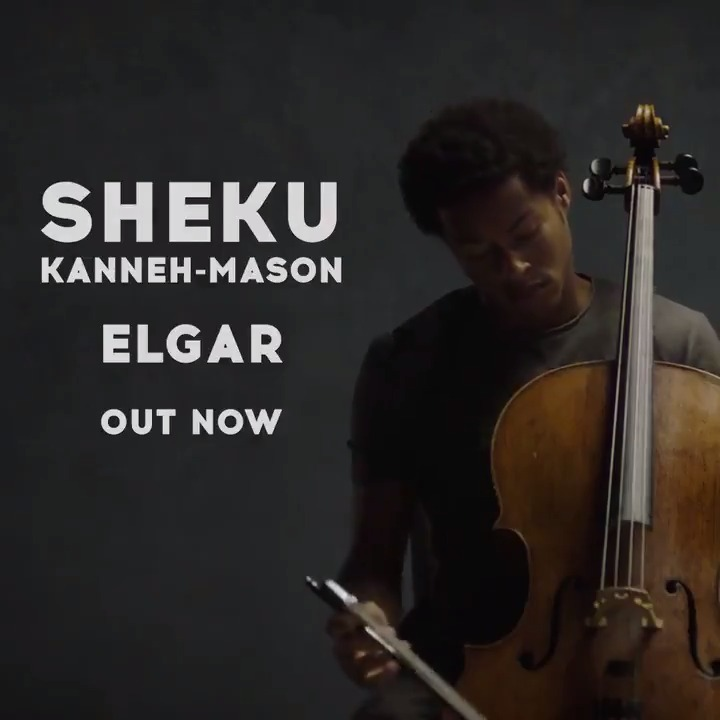 We are SO excited to finally share the release of @ShekuKMs brand new album featuring the famous Elgar Cello Concerto! 🤩Sheku recorded this iconic work with none other than @SirSimonRattle and @LondonSymphony at @AbbeyRoad! Get the album now: lnk.to/ShekuElgarTW