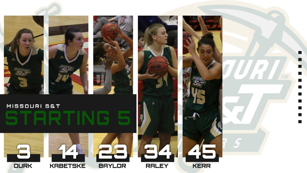 Here is today's @SandTWBB starting five!