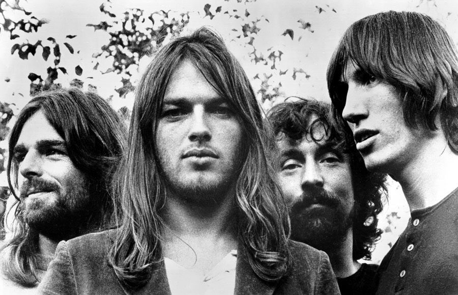 A cloud of eiderdown Draws around me softening the sound Sleepy time when I lie With my love by my side And shes breathing low And the candle dies When night comes down you lock the door The boot falls to the floor As darkness falls the waves roll by... #PinkFloyd