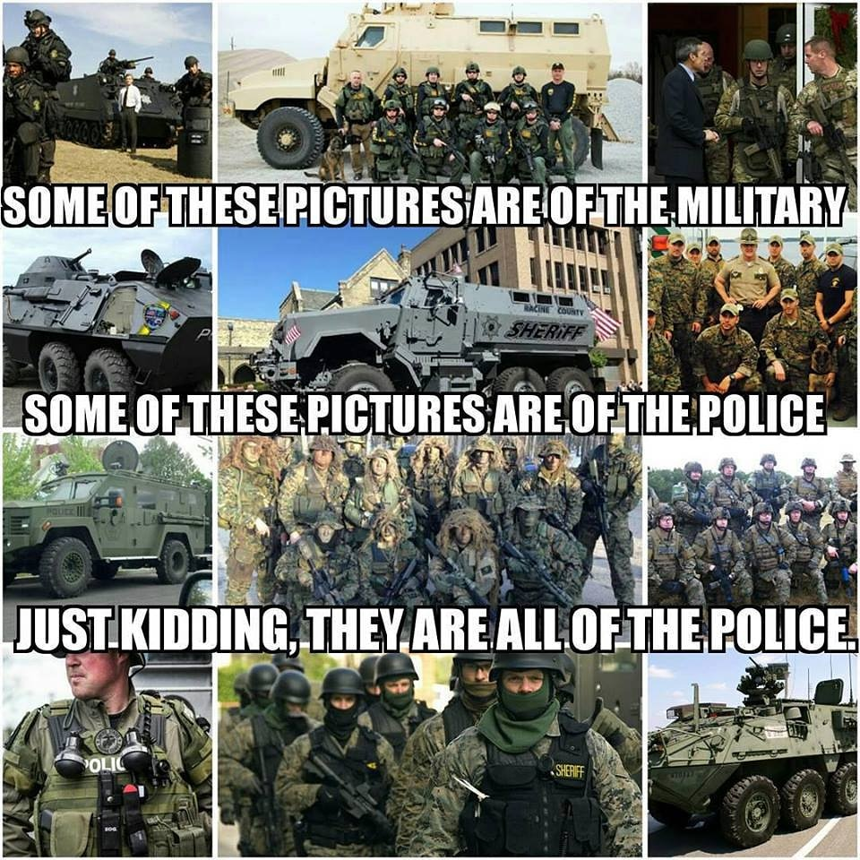 We are living under a belligerent occupation, no question. How much longer will we allow this? #boogaloobois #boogaloo #ftp #burytheblue #bigigloo #hangtyrants #wewillnotcomply #2amendment #2a #libertyordeath #liberty #goonsquad #acab #guillotinefortyrants #redcoats #RedFlagLawpic.twitter.com/QvtqBwGlsf