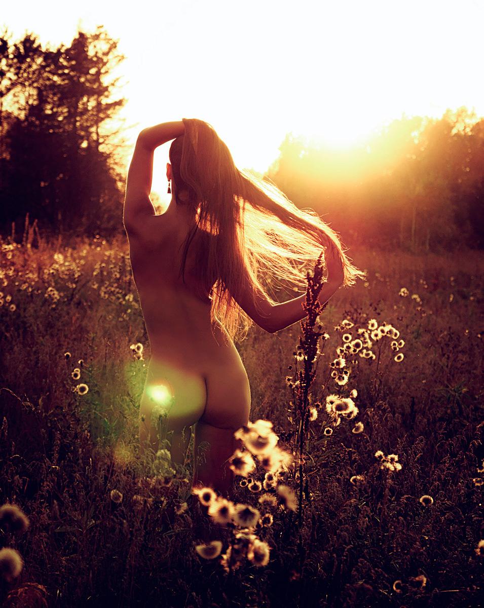 сонце фото