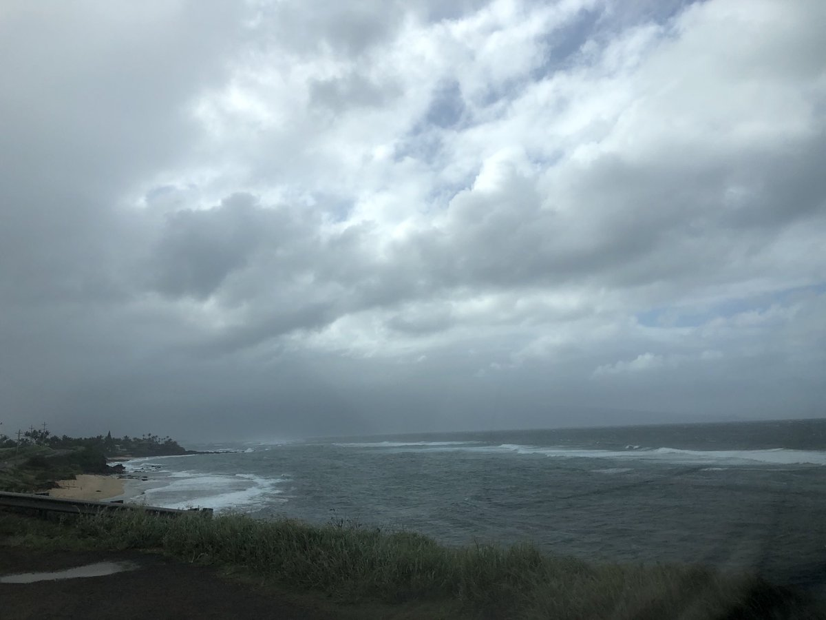 test Twitter Media - Overcast and passing rain on the north shore. #cmweather #Maui #NorthShore https://t.co/65XBBy3tvi