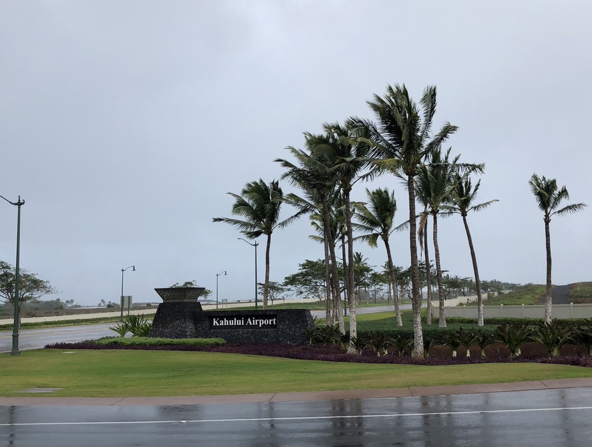 test Twitter Media - Rainy and overcast in Kahului. #Maui #CMWeather #Kahului #KahuluiAirport https://t.co/i6IeOVGieu