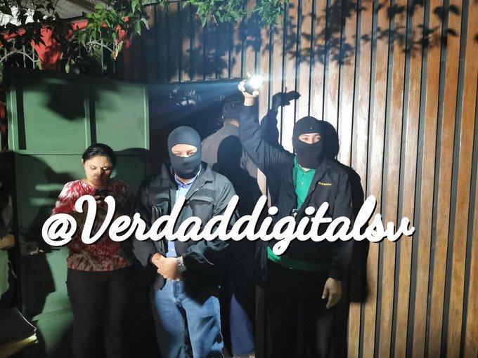 FMLN repudia persecución política-judicial contra Sigfrido Reyes y familia