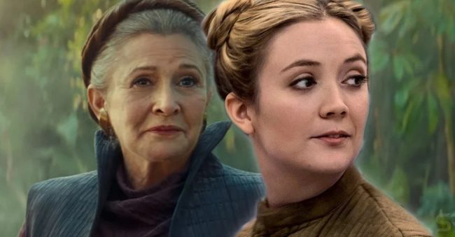 Press: Star Wars: Billie Lourd Gets The Perfect Leia Sendoff In Rise Of Skywalker @CarrieFFisher @StarWars #TheRiseOfSkywalker #StarWarsTheRiseOfSkywalker #CarrieFisher carrie-fisher.net/2020/01/09/pre…