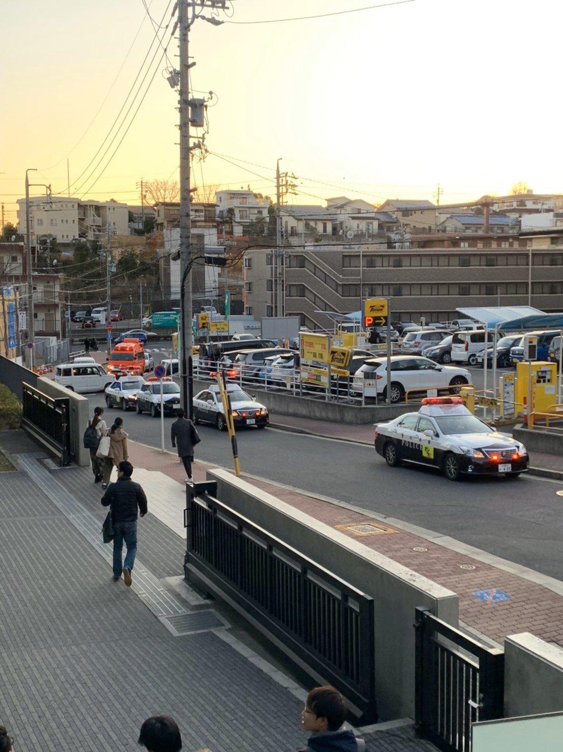 名城大学 天白キャンパスの殺人未遂事件の現場周辺の画像
