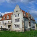 Image for the Tweet beginning: Lebusa castle in Germany -