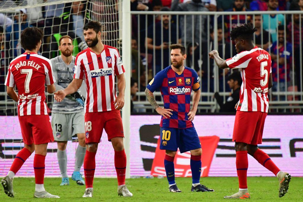 Nhận định bóng đá Barcelona vs Atletico Madrid - 2