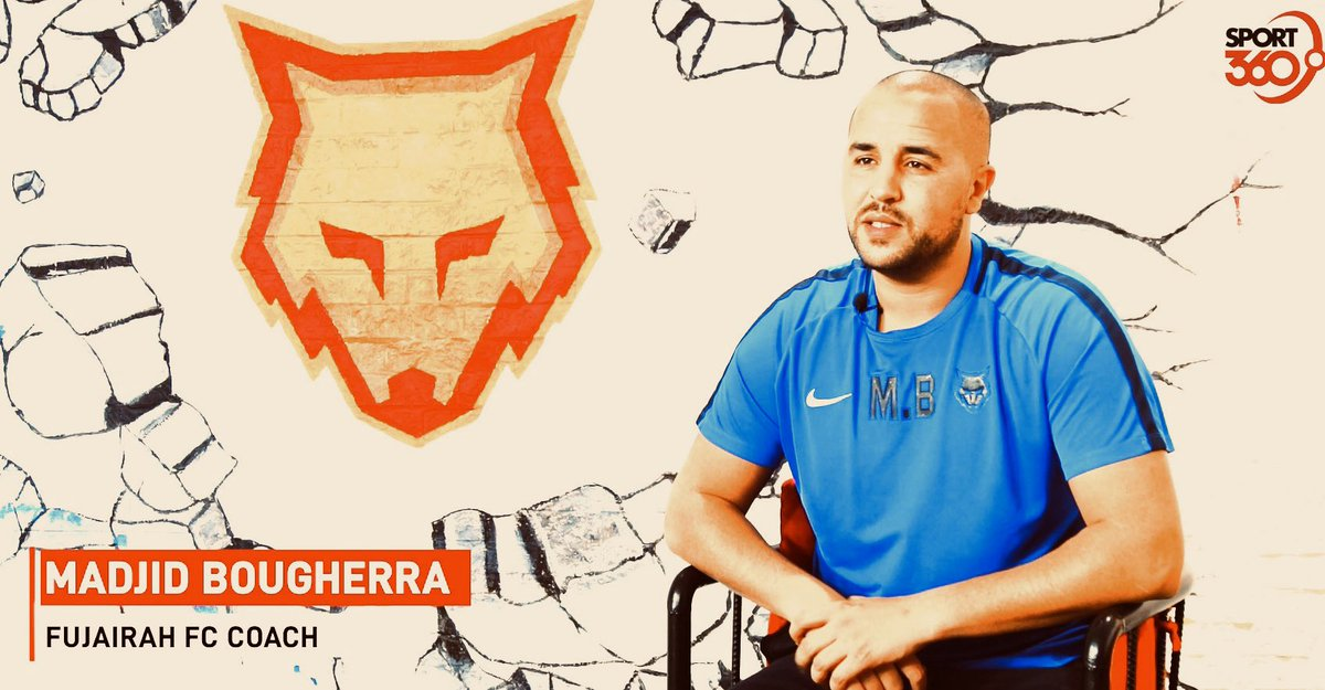 """: """"I tell the players I am not afraid of Al Ain, Al Nasr or any team. I'm just afraid about you.""""  Chat with Madjid Bougherra about his """"new life"""" as a manager, Mahrez & Rangers  #AGLeague #UAE #rangersfc #LesVerts #LesFennecs #Fujairah #mcfc #TeamDZ    http:// s360ne.ws/Madjid360    <br>http://pic.twitter.com/OWZTy5EsEb"""