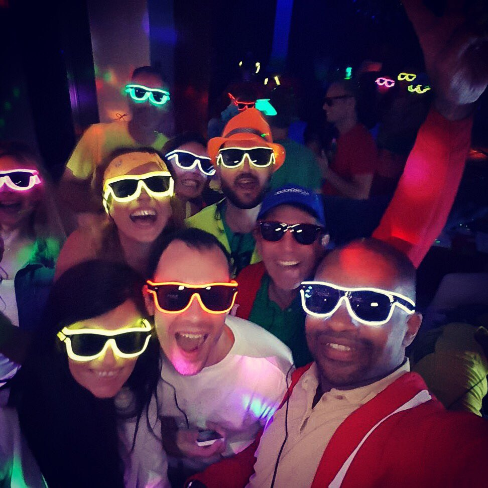 #fridayfreebie we are giving away a pair of our LED #Sunglasses today! Simply #Retweet & #Follow by 8pm to enter! #competition #RT #freebiefriday #win #comp #Bestival #Xmasparty #2020 #officeparty #NYE #NYE2020 #Ibiza #stockingfillers #newyear #FridayFeeling #Friday <br>http://pic.twitter.com/M2oHClc0cT