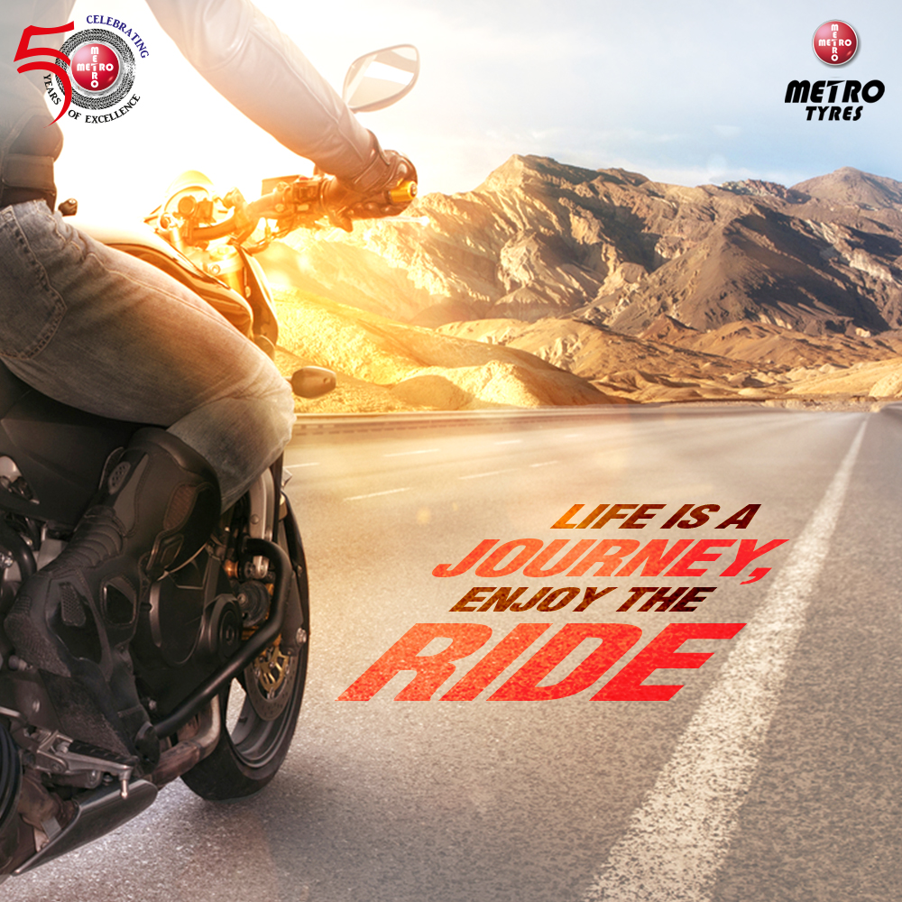 The #weekend is approaching!! Steady your #motorcycles and gear up for a memorable ride!  #RidersForLife #MetroTyres #MetroBikeTyres #MotorCycleTyres #TurnBold #RideWithPride #WeekendGetAway #Weekendventure #WeekendPlanspic.twitter.com/7c3coRhsK4