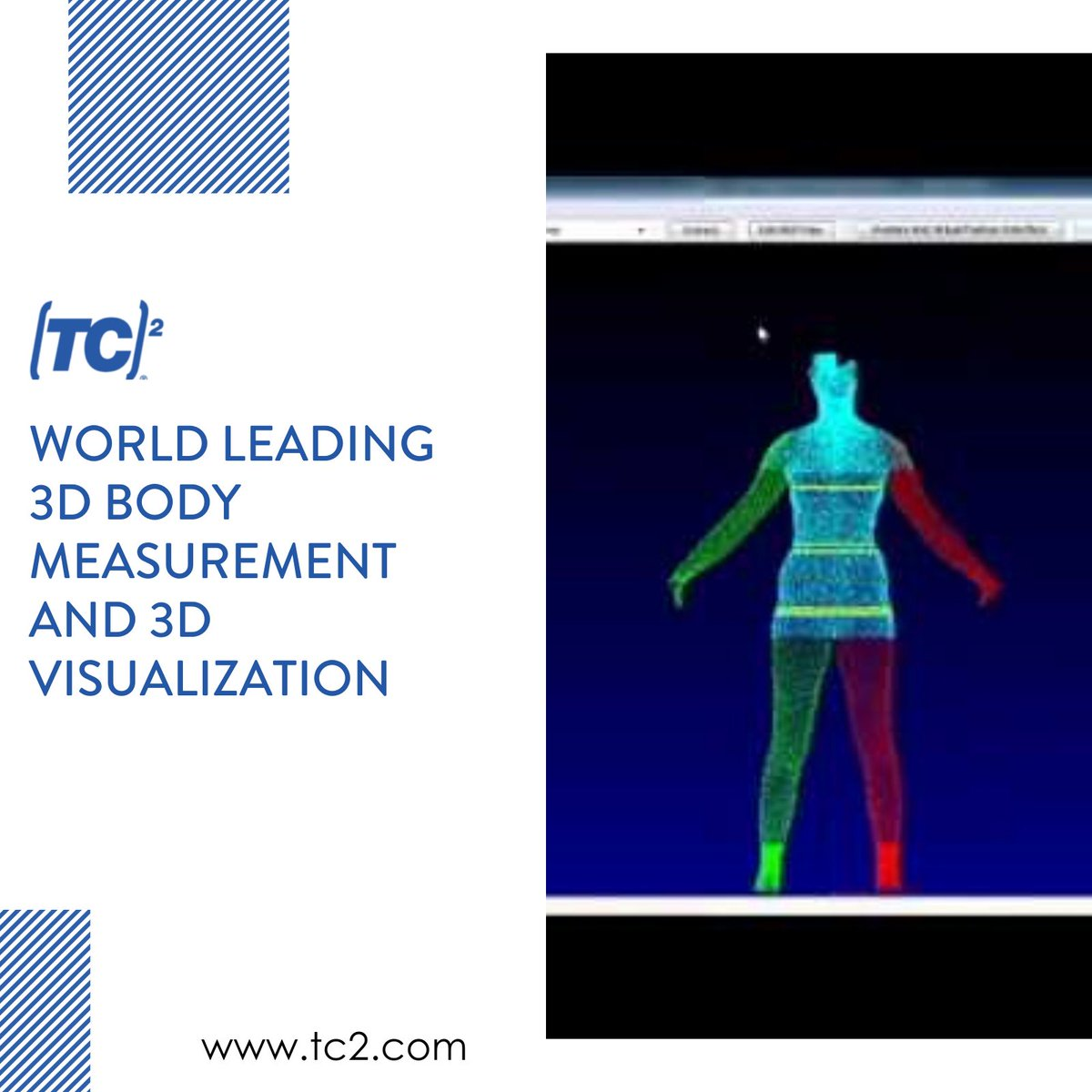 The new-age technology to your rescue. Know More >>    #EasySetUp #SelfScan #MobileScanner #3DTechnology #Fashion #Reach #Research #Reality #3dcustomisedsolutions #3DServices #3DScanners #3rdDimension #NewDimension #Tc2 #TcSquared #USA #LatestTechnology