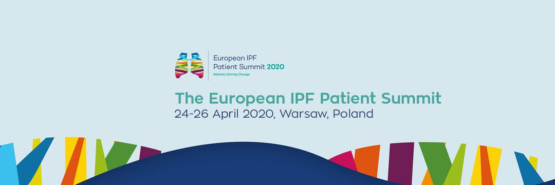 @ILFAIreland has educational bursaries to support healthcare professionals / researchers in Ireland to attend @EU_IPFF Patient Summit in Warsaw, Poland from 24-26 April 2020. Please contact Gemma on 086 871 5264 or email info@ilfa.ie for an application form. Closing date 25/01/20