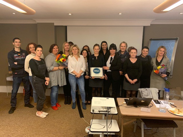 A great and productive day at Novotel Bristol where all the head housekeepers from the South-West gathered for their meeting. Also a massive thank you to Rob McKellar-Turner for the HR update!  #Housekeeping #Hotels #OneBestWay #WGC #Team #LoveToClean  #HotelHousekeepingpic.twitter.com/iDMVKgKlTa