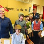 Image for the Tweet beginning: Our JLC 'Evacuees' have their